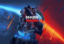 BioWare revela Mass Effect Legendary Edition