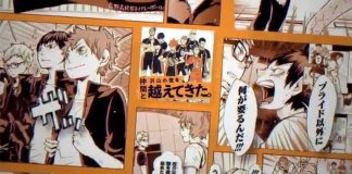 Vídeo promocional do volume 45 de Haikyu!!