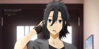Novo vídeo promocional da série anime de Horimiya