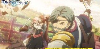 Vê aqui a abertura da série anime de Hortensia Saga