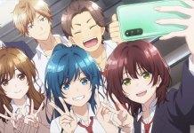 Novo trailer de Jaku-chara Tomozaki-kun