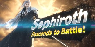 Sephiroth em Super Smash Bros. Ultimate