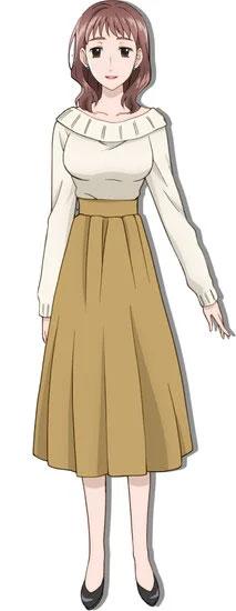 Kana Hanazawa como Arie Matsushima