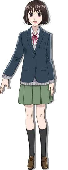 Yurie Kozakai como Ichika Arima