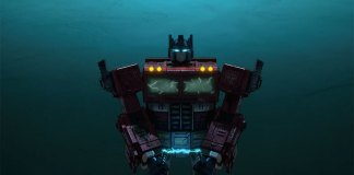 Trailer de Transformers: War for Cybertron: Nascer da Terra