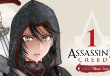Anunciado mangá Assassin's Creed: Blade of Shao Jun