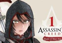 Anunciado mangá Assassin's Creed: Blade of Shao Jun