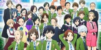 Farewell, My Dear Cramer anime series teaser visual