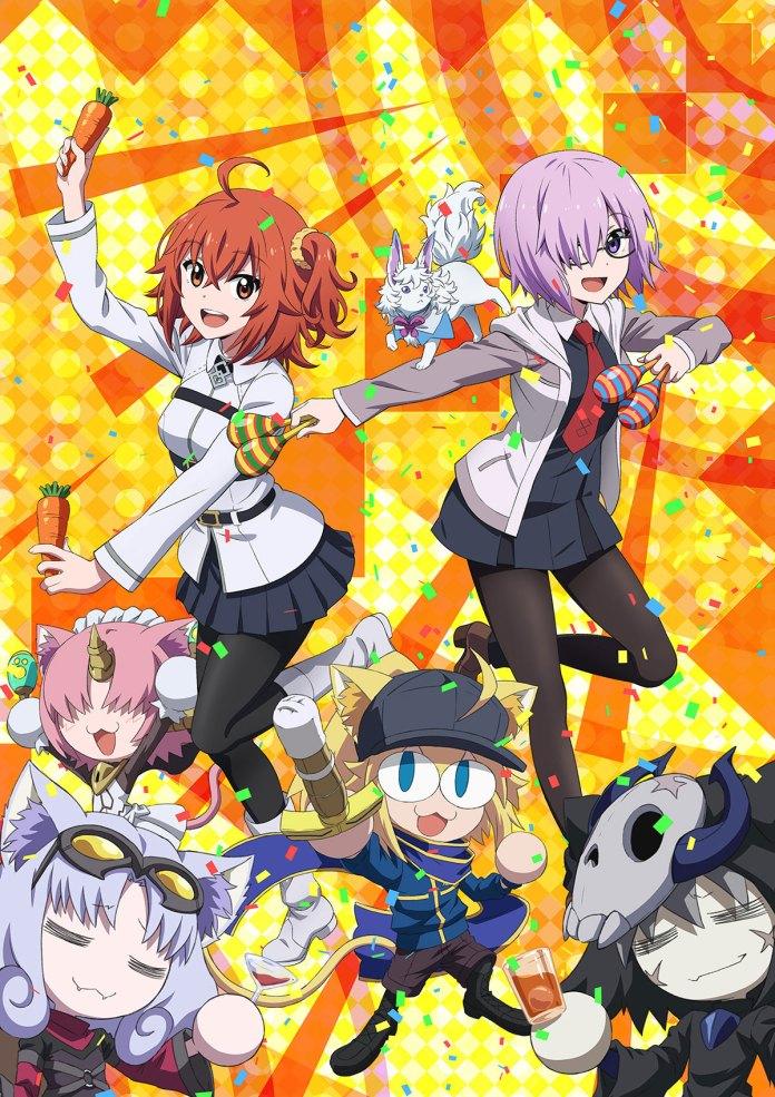Imagem promocional de Fate/Grand Carnival