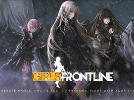 Série anime de Girls' Frontline em 2021