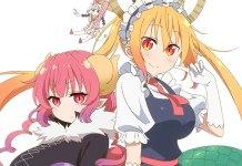 Kobayashi's Dragon Maid S vai estrear em julho