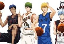 Kuroko no Basket Netflix