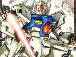 Mangá Mobile Suit Gundam 0083 Rebellion perto do seu clímax