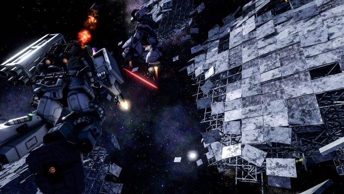 Mobile Suit Gundam: Battle Operation 2 na PS5 a 28 de janeiro
