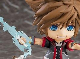 Nendoroid Sora: Kingdom Hearts III Ver.