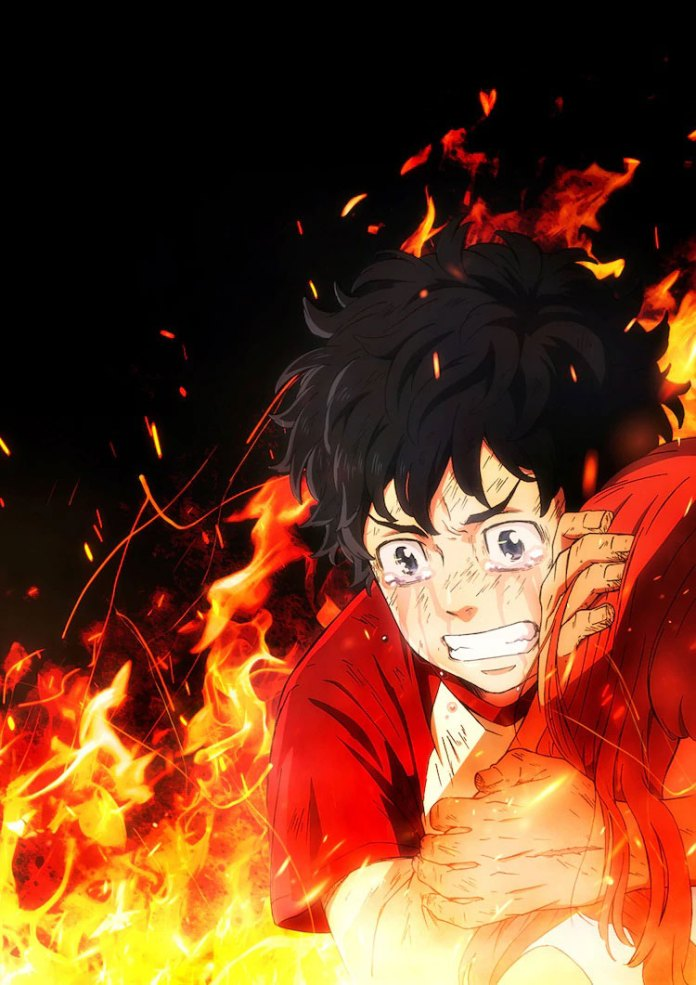 Tokyo Revengers anime visual