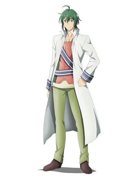 Taku Yashiro como Jude