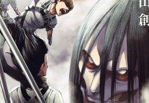 Mangá de Attack on Titan com 104.7 milhões de cópias