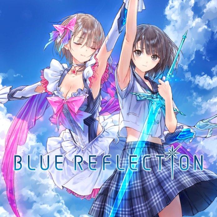 Blue Reflection visual
