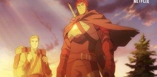 DOTA Dragon's Blood screenshot