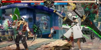 Guilty Gear -Strive- screenshot