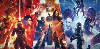 Mass Effect Legendary Edition key visual