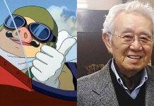 Syuichiro Moriyama Porco Rosso