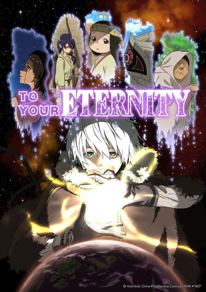 Nova imagem promocional de To Your Eternity (Fumetsu no Anata e)