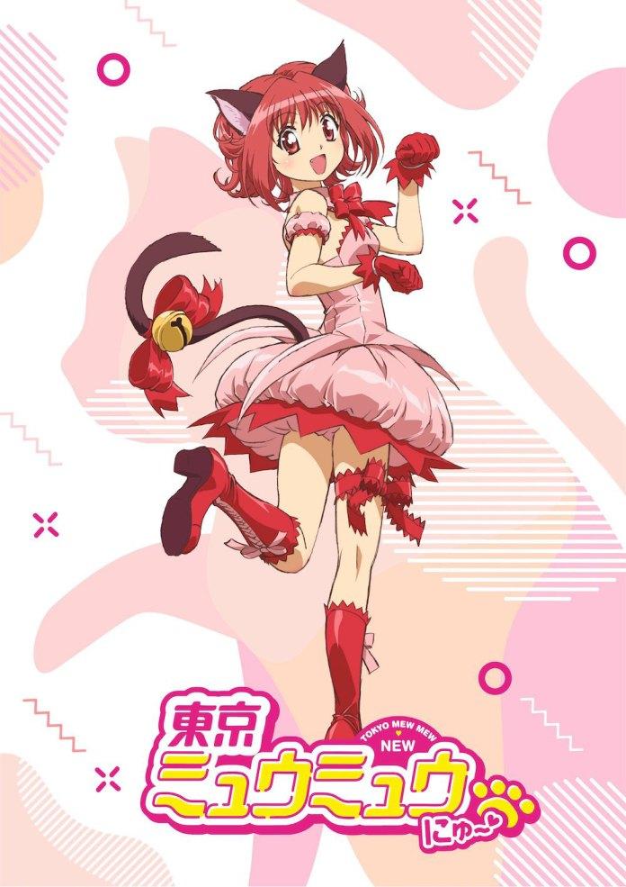 Tokyo Mew Mew New 1st visual