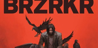 BRZRK teaser cover
