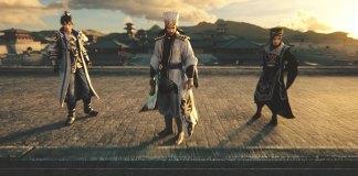 Dynasty Warriors 9 Empires opening screenshot