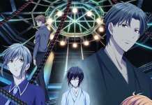 Fruits Basket The Final teaser visual