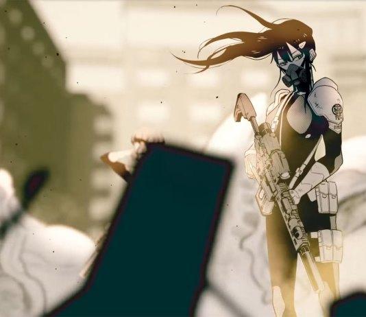 Kaiju No. 8 vol 2 promo screenshot