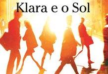 Livro Klara e o Sol de Kazuo Ishiguro em Portugal