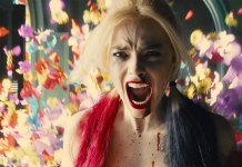 Margot Robbie suicide squad screenshot