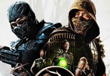 Mortal Kombat int poster (2)