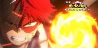 My Hero Academia 5 Todoroki screenshot