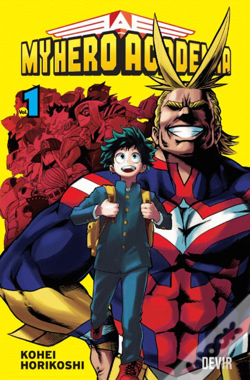 My Hero Academia - Volume 1