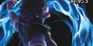 My Hero Academia vol 30 teaser cover
