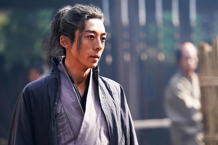 Issei Takahashi como Katsura Kogorō