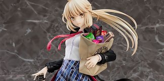 Saber/Altria Pendragon (Alter): Heroic Spirit Traveling Outfit Ver. pela Good Smile Company