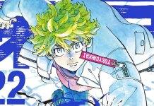Tokyo Revengers vol 22 teaser cover