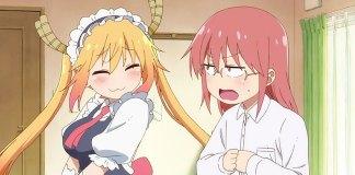 Anunciada série de episódios curtos de Miss Kobayashi's Dragon Maid