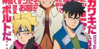 Imagem promocional do novo arco de Boruto: Naruto Next Generations
