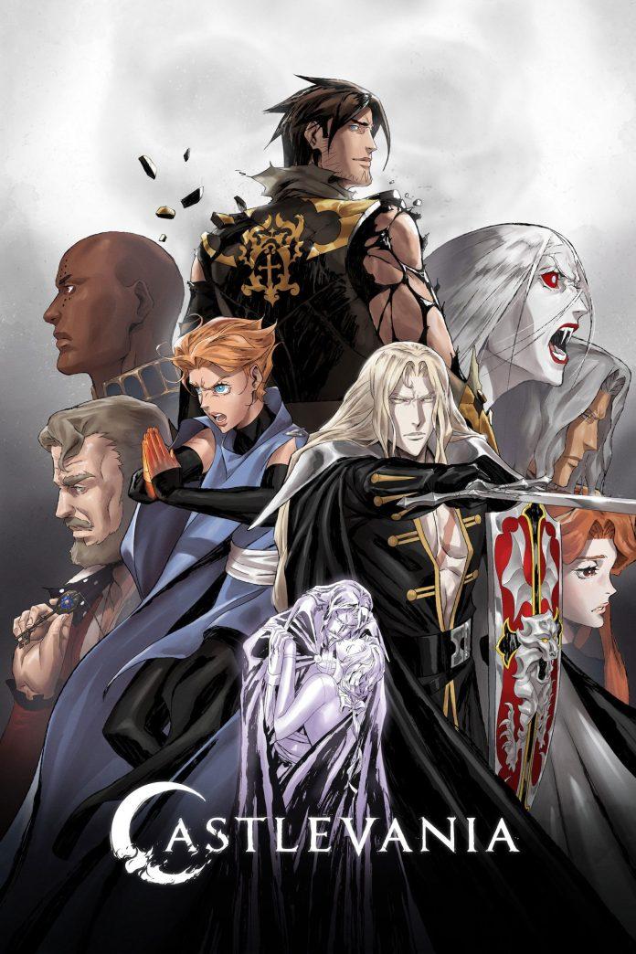 Castlevania 4 1st visual