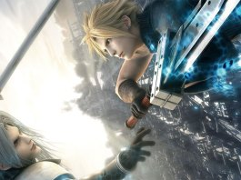 Anunciada versão 4K HDR de Final Fantasy VII: Advent Children