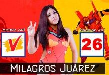 Dois políticos no Peru fazem cosplay para obter o voto dos otakus