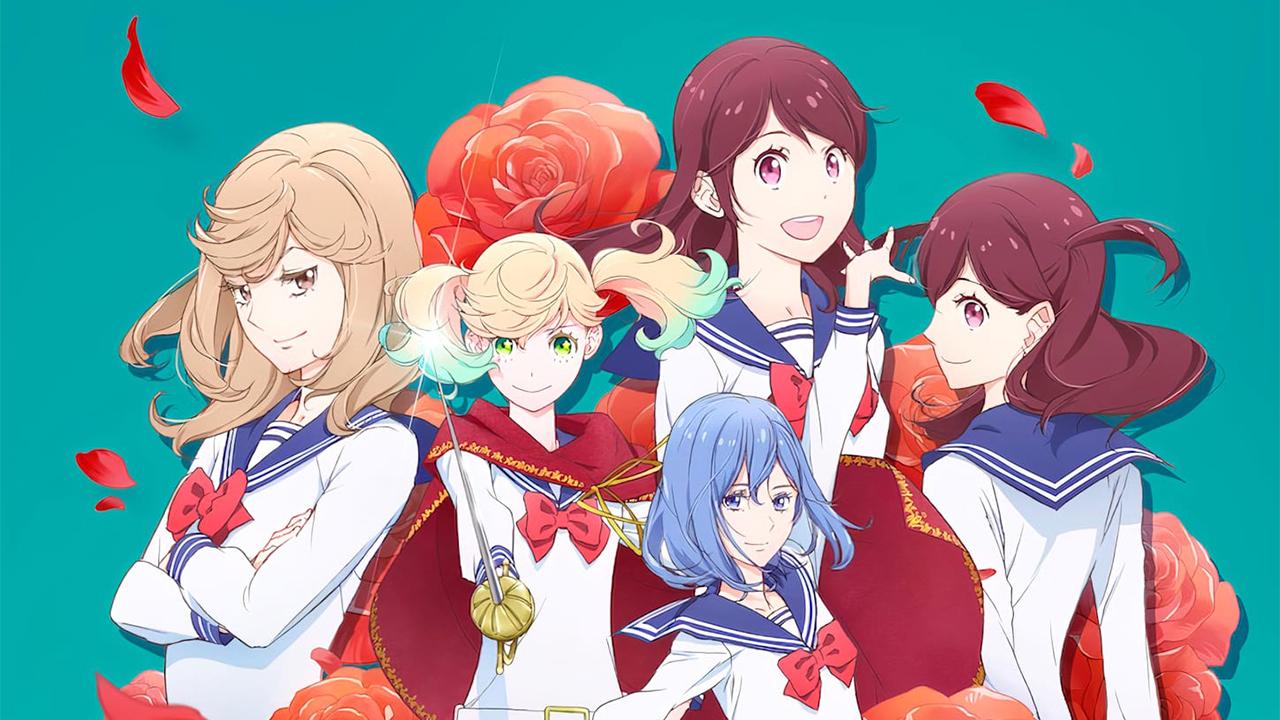 Kageki Shojo!! Anime revela vídeos, mais 7 membros do elenco, estreia em 3 de julho