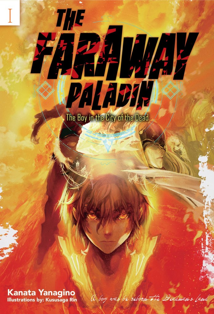 The Faraway Paladin cover