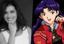 Faleceu Toni Rodríguez, a voz mexicana de Misato Katsuragi